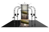 Vesta Orbital Express 20' x 20' Truss Display