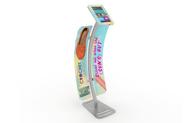 MOD-1336 Portable iPad Kiosk
