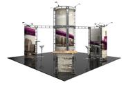 Zenit Orbital Express 20' x 20' Truss Display