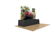 One Fab HopUp - 7.5'w x 5'h Table Top Display