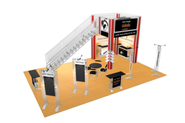 Double Deck Trade Show Display - 10