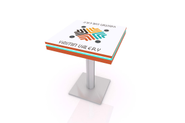 MOD-1454 Wireless Charging Bistro Table
