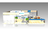 Used Trade Show Booth 40 x 40 (15)