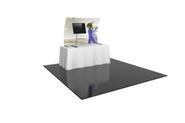Formulate Master Tabletop TT3 Fabric Backwall