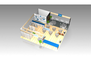 Used Trade Show Booth 40 x 40 (18)
