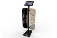 MOD-1335 Portable iPad Kiosk