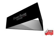 10' Triangle Hanging Sign - 7 Sizes Available