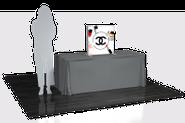 Vector Frame Light Box S-01_TTGray_a