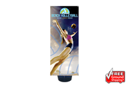 Zephyr Outdoor Banner Wall 3Ft. X 6Ft.