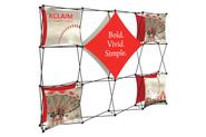 Xclaim 10' Fabric Popup Display Kit 02