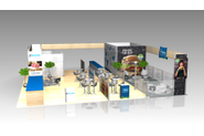 Used Trade Show Booth 40 x 40 (16)