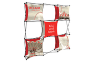 Xclaim 8' Fabric Popup Display Kit 04