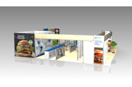 Used Trade Show Booth 40 x 40 (14)