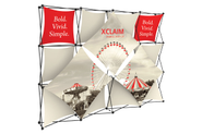 Xclaim 10' Fabric Popup Display Kit 05