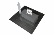 Vector Frame Light Box S-01_TTGray_c