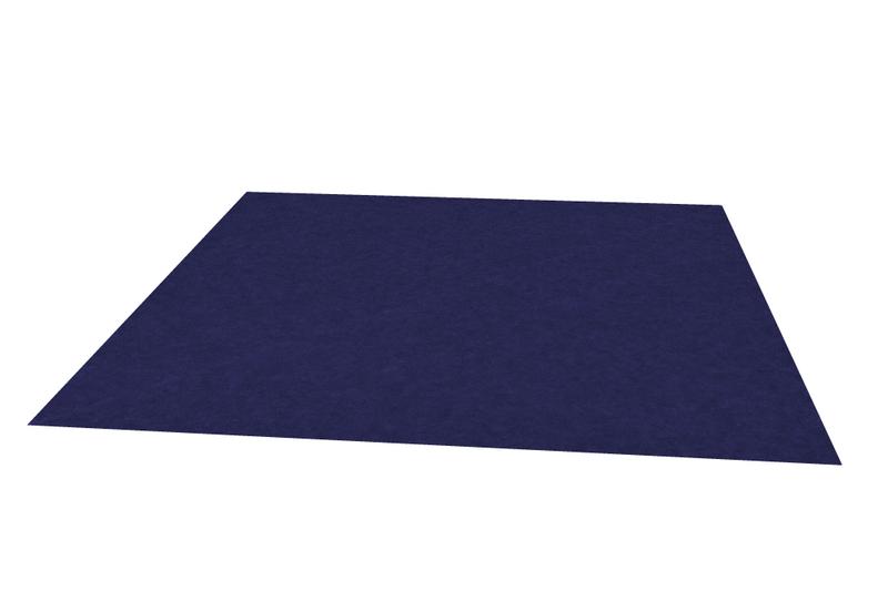 20' x 20' Advantage XL Carpet Pkg - 32 oz.