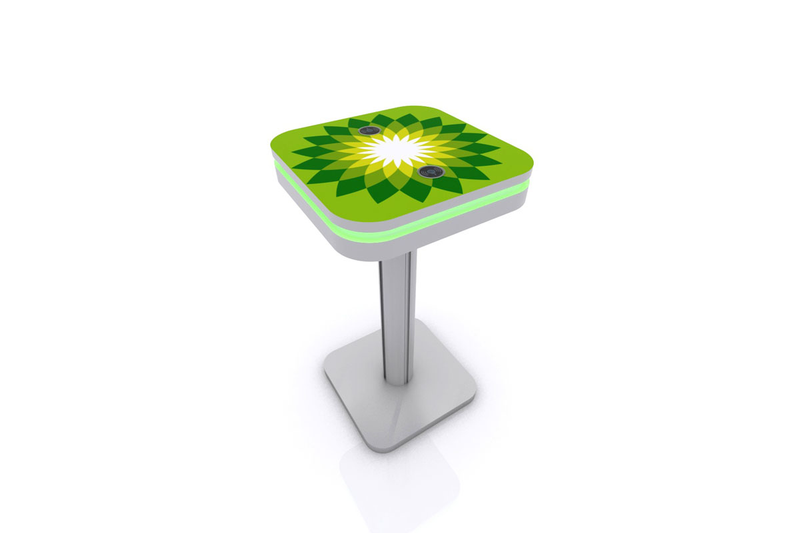 MOD-1463 Portable Wireless Charging Table