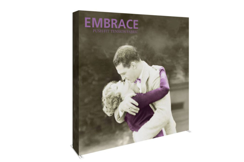 Embrace 8ft Tension Fabric Display