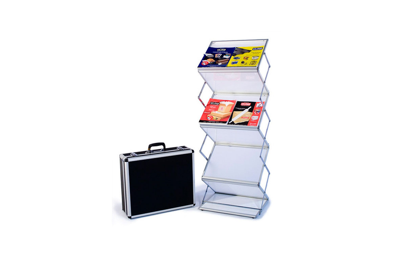 EZ Frost Double Literature Stand