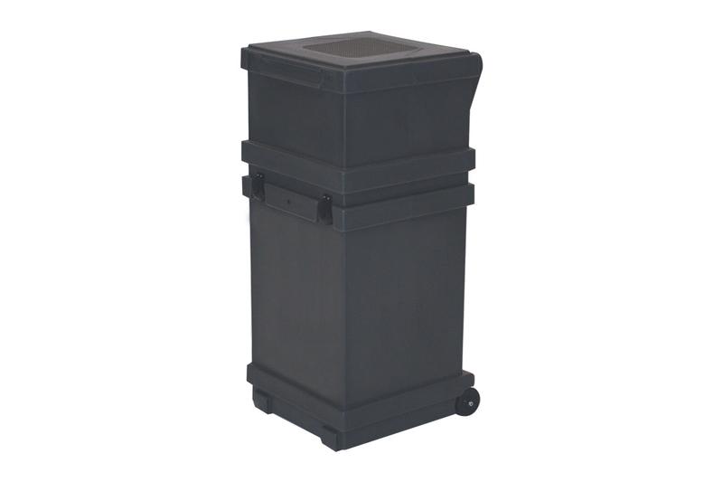 """OC-HOP Hopup/Medium Wheeled Case 15.5""""w x 35.69""""h x 17""""d"""