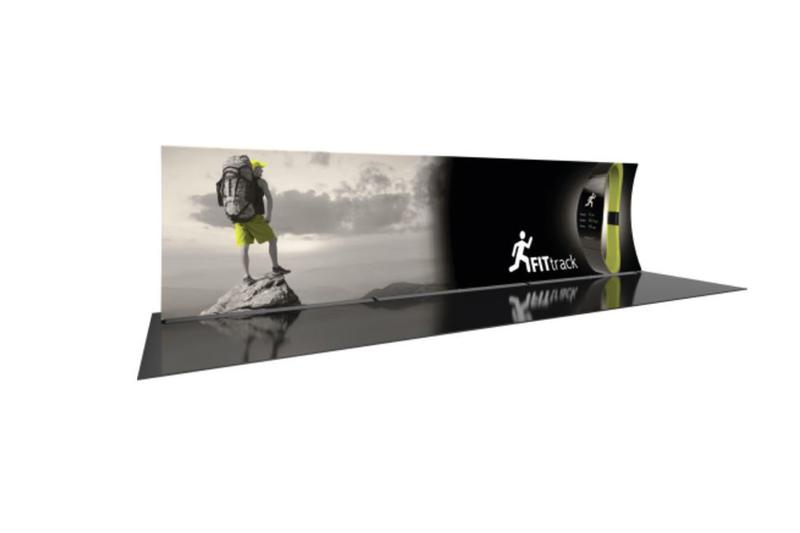 Formulate Designer Series 30ft Backwall Kit 04