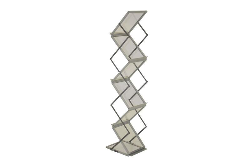 Zedup Lite Literature Rack