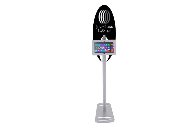 MOD-1368 Portable iPad Kiosk