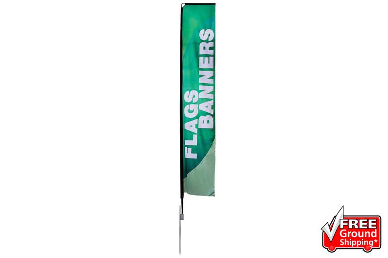 Large Mamba Flag
