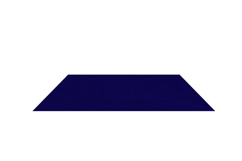 10' x 10' Advantage XL Carpet Pkg - 18 oz.